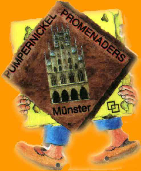 Square Dance Logo Münster